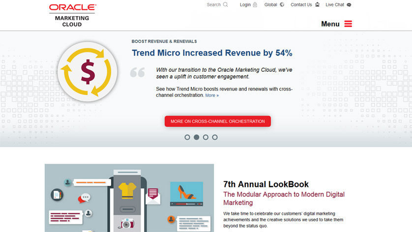 Marketing Automation with Oracle Marketing Cloud