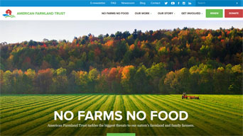 American Farmland Trust, Craft CMS