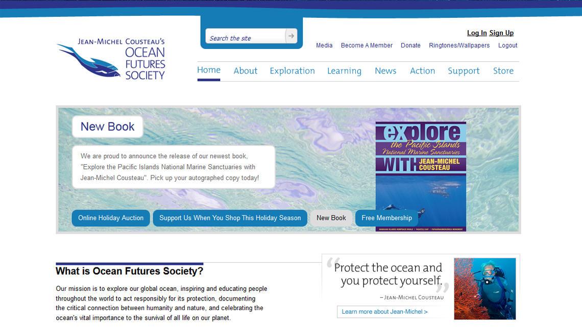 Ocean Futures Society