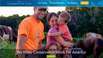 The Conservation Fund, Joomla