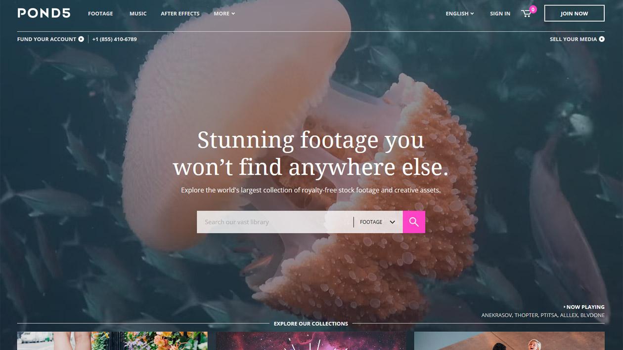 Stock Photography - Pond 5