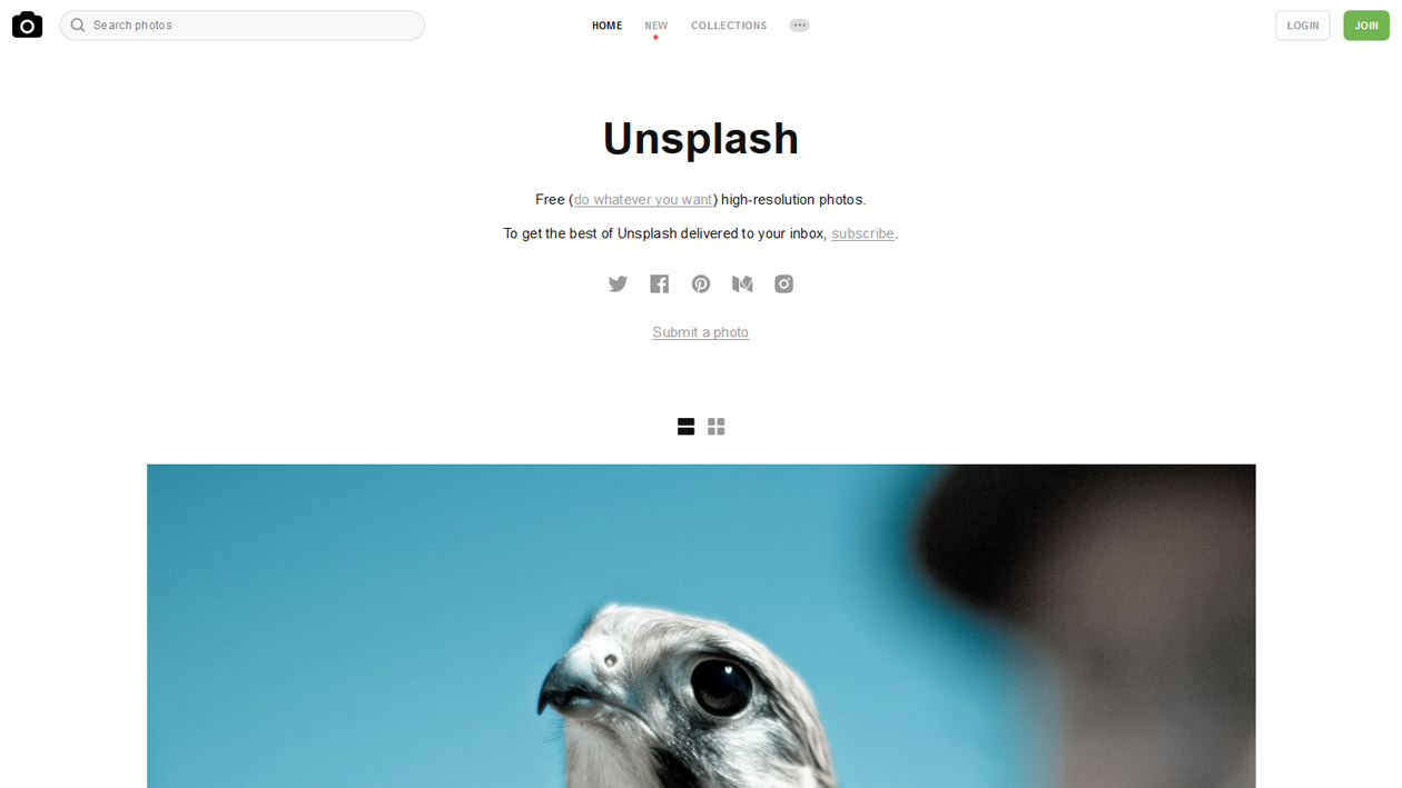 Stock Photography - Unsplash