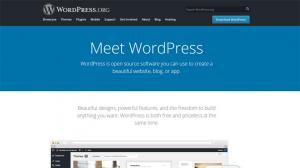 Content Management Systems - Wordpress
